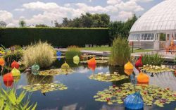 Wave Hill Garden & Chihuly at New York Botanical Garden – Wednesday, June 7 and Thursday, June 8, 2017