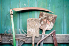 Sorry You Missed: Garden Tool Basics Workshop on Saturday, March 25