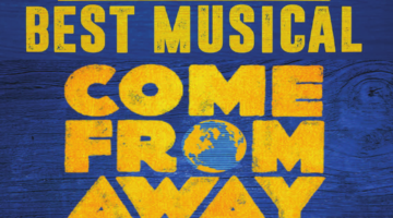 "CHS is Going to Broadway! ""Come From Away"" – Wednesday, November 1st"