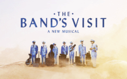 Broadway Matinee: The Band's Visit – Wednesday, November 14, 2018